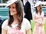 Pippa Middleton does Ascot