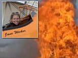 Plane crashes in Dayton, Ohio with stuntwoman on board