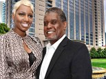 Repeat performance: NeNe Leakes remarried her ex-husband Gregg Leakes in a lavish ceremony in Atlanta on Saturday; the pair were all smiles as they attended the PaleyFest in March