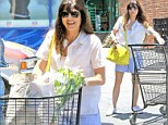 No anger to manage! Selma Blair flashes carefree smile just days after being axed from Charlie Sheen's hit TV show