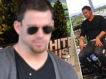 He's the man! Channing Tatum oozes sex appeal as he promotes new flick White House Down