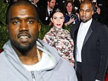 Kanye West prepares to make his first public appearance since the birth of his daughter with Kim Kardashian