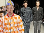 Milan Men's Fashion Week offers sophisticated choices from Dolce & Gabbana, Les Hommes and Bottega Veneta - but there's no shortage of clown clothes from other designers