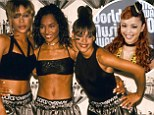 Leaving 'Left Eye' out: TLC disappoints Lisa Lopes' family after excluding her from Waterfalls remake and including Japanese singer Namie Amuro instead