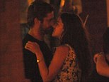 Gerard Butler spotted with a mystery brunette