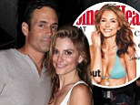 'We are just still spicy'! Maria Menounos gushes about how she keeps the spice alive with her boyfriend of 15 years as she shows off her taut physique on the cover of Women's Health magazine