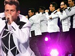 The entire package: New Kids on the Block performed in Sunrise, Fl. Sunday night as part of their North American come-back tour