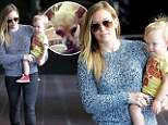 'Missing my girl': Hilary Duff keeps her adorable boy close at Mommy and Me class as she grieves over dog's passing