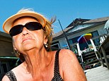 Faking it: If the sun is being uncooperative but you'd like your face to glow, try fake tan - or bronzer if you're sixty-plus