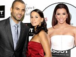 Eva Longoria's cheating ex-husband Tony Parker confirms his engagement to Axelle Francine via Twitter chat