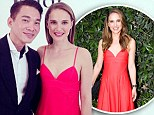 Same dress, different event! Natalie Portman recycles plunging red gown for Tokyo bash