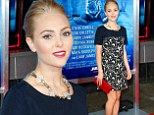 AnnaSophia Robb at the New York premiere for The Way, Way Back