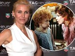 The dark side: Cameron Diaz is reportedly set to star as the mean Miss Hannigan in the upcoming remake of Annie