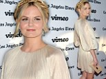 Fairytale princess! Once Upon A Time star Jennifer Morrison steals the show in elegant gown at Some Girl(s) premiere
