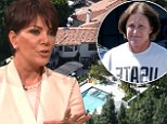 'It's amazing to have a bit of space': Kris Jenner confirms husband Bruce Jenner has moved out but insists they still sleep together