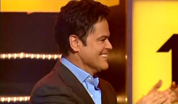 donny osmond 3 5  About Me