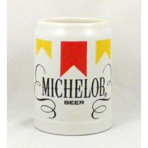 ANHEUSER-BUSCH MICHELOB LARGE LABEL STEIN - NEW