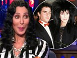 Cher reveals Tom Cruise is one of her top five former lovers... as she gushes about having her 'greatest' partners past