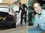 Prince William and Harry's party pal Guy Pelly