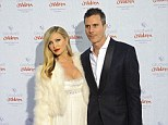Caprice and her husband Ty Comfort were delighted when they found that Caprice was pregnant and healthy