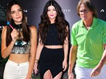 Now, Kendall and Kylie Jenner leave Kim, Kanye and Kris to join father Bruce at 'palatial Malibu beach pad' for the summer