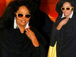 Hungry like the wolf! Diana Ross indulges her appetite with dinner at Brazilian steak house
