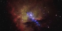 Wired Space Photo of the Day: Colorful Star Formation