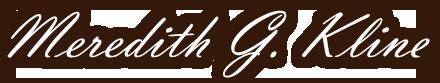 Meredith G. Kline Resource Site