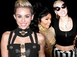 'In my past life I was Lil' Kim': Miley Cyrus likens herself to controversial provocative rapper as she lists her Top Five all-time favourite artists