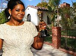 Dream home: Octavia Spencer has just bought a beautiful new house in the Toluca Lake area of Los Angeles
