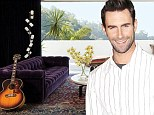 Not big enough to entertain the ladies? Adam Levine sells his Los Angeles home for $3.5 million after moving into a larger bachelor pad