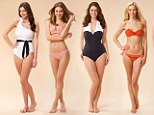 swimwear for any shape