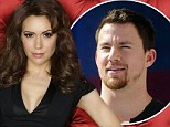 'She was it, man!' Channing Tatum reveals his first crush was on actress Alyssa Milano