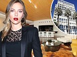 I love NYC! Scarlett Johansson sold her Los Angeles condo on June 17 fro $470K