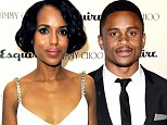 They kept that one under wraps! Scandal's Kerry Washington marries football star Nnamdi Asomughain in secret wedding