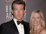 Pierce Brosnan has announced that his daughter, Charlotte, died of ovarian cancer on Friday. She was 42-years-old and had battled the disease for three years