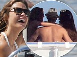 Ryan Seacrest sets sail with a bevy of beauties on French Riviera... and his 'dreamboat' Dominique Piek joins in the fun