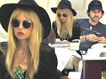 Mani-pedi for two! Rachel Zoe and husband Rodger Berman indulge in a his 'n' hers pampering session amid pregnancy reports