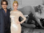 Stop, you'll make Johnny jealous! Amber Heard has seeming love affair with another woman in short film for Vs. Magazine