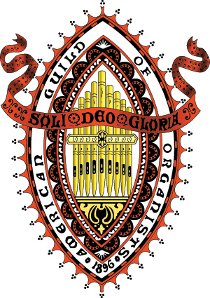 American Guild of Organists shield