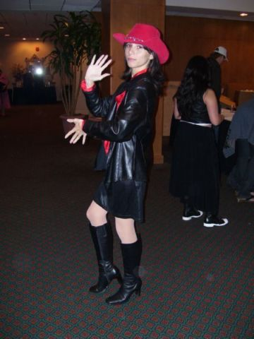15. Hino Rei - hospital mini-concert outfit Cosplay