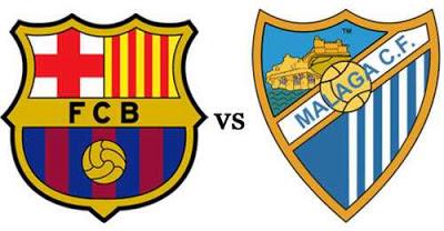 Prediksi Barcelona vs Malaga 2 June 2013