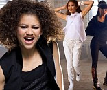 Check it out! New behind-the-scenes shots released for Zendaya Coleman's latest video Replay that was filmed in Los Angeles