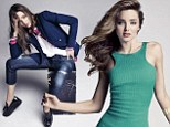 There's no stopping her: Miranda Kerr is confirmed as the face of fashion brand Mango for a second season