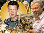 'I'm totally devastated': Cory Monteith's father Joe reveals he was not invited to his son's cremation ceremony