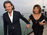 Tina Turner, 73, weds 57-year-old toyboy Erwin Bach in Switzerland.. with newlyweds planning a star-studded party to celebrate