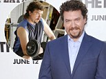 Injured: Danny McBride was injured in a roller skating accident while filming Eastbound & Down in North Carolina