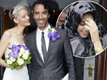 Madonna's ex Carlos Leon marries designer Betina Holte...and daughter Lourdes attends the wedding