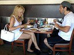 Hungry for more? Pamela Anderson reunites with ex-husband Rick Salomon to grab a generous bite