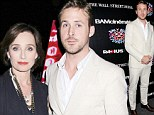 The cream of the crop! Ryan Gosling looks suave in pale suit as Kristin Scott Thomas plays it safe in black for Only God Forgives screening
